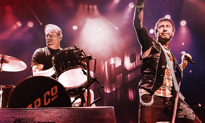One Hell Of A Night With Bad Company & Joe Walsh - DTE Energy Music Theatre: One Hell Of A Night With Bad Company & Joe Walsh on June 22 at 7 p.m.
