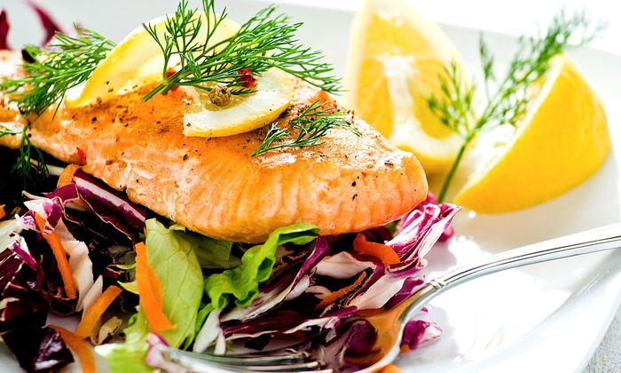 For Real Catering LLC - New York City: Catered Three-Course Meals for 4–6 or 6–10 People from For Real Catering LLC (Up to 78% Off)
