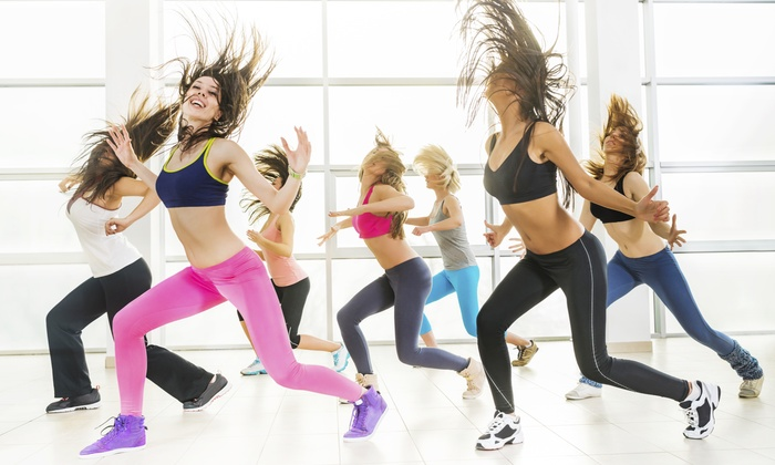 Zumba classes zumba with odilis groupon for Best dance classes in nyc