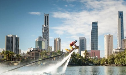 $99 Jetpack or Jetovator 30-Minute Flight Experience at Jetpack Adventures, Two Locations (Up to $175 Value)