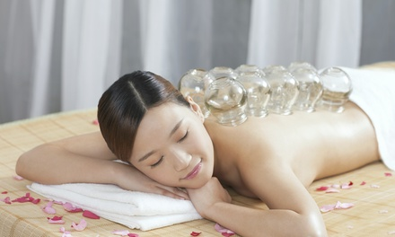 Pamper Package with Massage and Foot Spa 70 $39 or 110 Minutes $59 at Han Fang Health Point Up to $140 Value