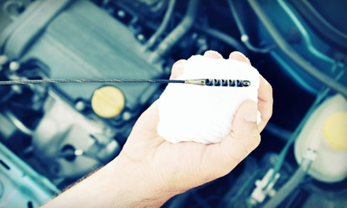 eMotorsWest.com SERVICE - Arden - Arcade: $39 for a Vehicle-Winterizing Package with Oil Change and New Wiper Blades at eMotorsWest.com ($129.94 Value)