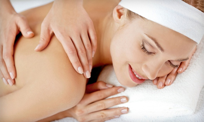 Quality Time - Shorewood: One or Three 60-Minute Relax Me Massages at Quality Time (Up to 54% Off)