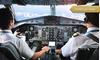 75 Min. Flugsimulator fliegen