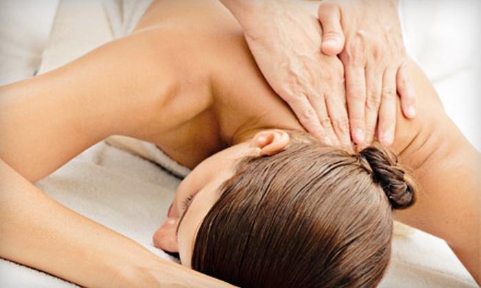 Anuschka Jivan Wellness - Springfield: 60- or 90-Minute Swedish or Deep-Tissue Massage at Anuschka Jivan Wellness in Alpharetta (Up to 59% Off)