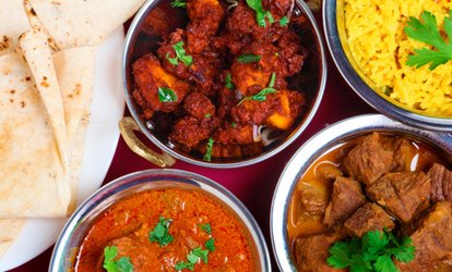 image for <strong>Indian</strong> Cuisine at Taste Buds Of India (Up to 50% Off)