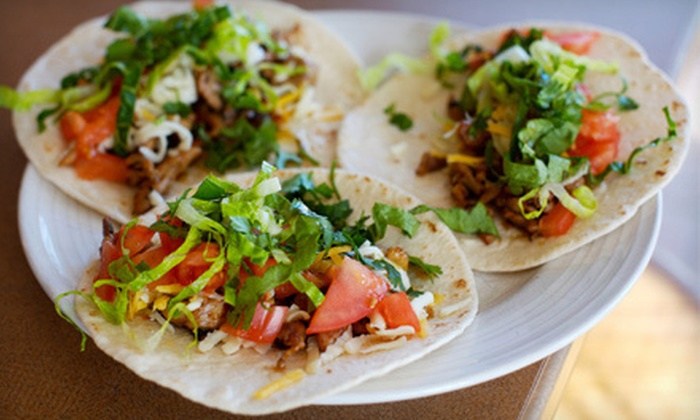 Taqueria Sonora - West Des Moines: $16 for Two $16 Groupons Good for Mexican Fare at Taqueria Sonora in West Des Moines