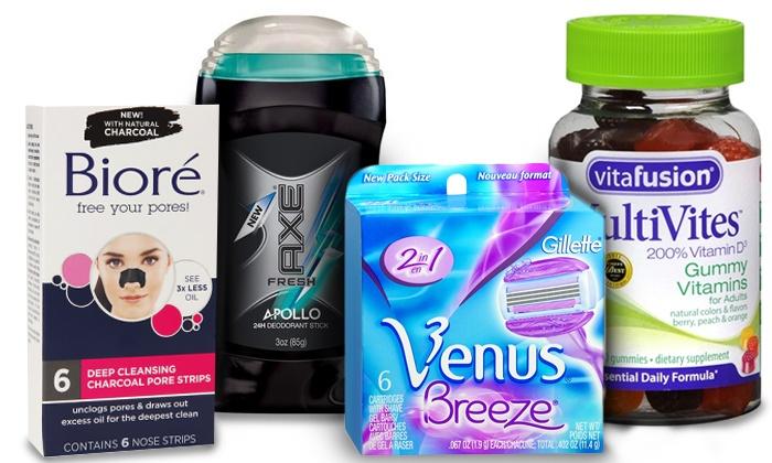 Pharmapacks: $19 for $30 Worth of Health and Beauty Products from Pharmapacks