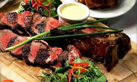 $65 for $100 Worth of Steak and Seafood at E. B. Green's Steakhouse