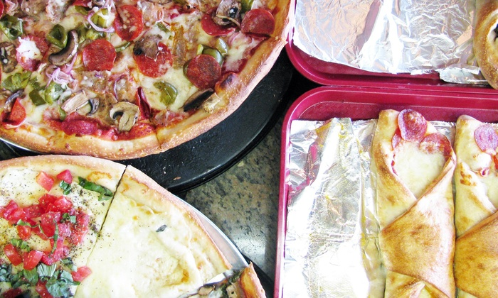Pronto Pizza - Ocala: Pizza, Italian Cuisine, and Drinks at Pronto Pizza (Half Off). Two Options Available.