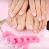 Up to 51% Off a Manicure, Pedicure, or Both