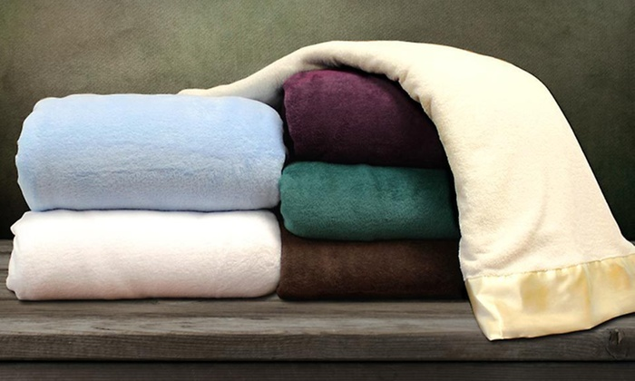 Home Collection Fleece-Sheet Sets: Home Collection Fleece Sheets (Up to 79% Off). Multiple Sizes and Colors Available.