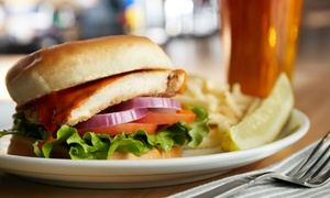 Dowling's Irish Pub and Restaurant: Irish Pub Fare and Drinks for Two or Four at Dowling's Irish Pub and Restaurant (Up to 50% Off)