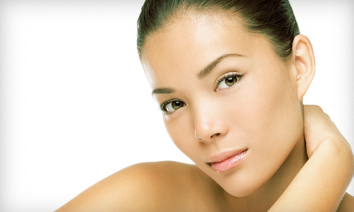 Hollywood Riviera Medical Spa - Walteria: One or Two Exfoliating Facials or a Vitamin C Serum Skincare Product at Hollywood Riviera Medical Spa (Up to 82% Off)