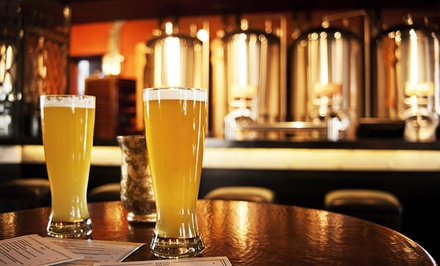 Brewery Tour for One, Two, or Four from Where2 Transportation (Up to 54% Off)