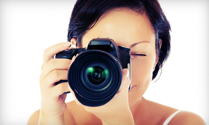 CM Photographics - Como: Two- or Four-Hour Beginner or Advanced Photography Classes at CM Photographics (Up to 83% Off)