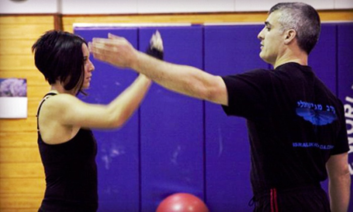 Israeli Krav Maga - Multiple Locations: Three or Five Krav Maga Self-Defense Classes at Israeli Krav Maga (70% Off)