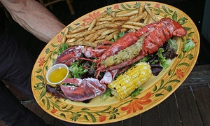 Off Key Tikki: Polynesian-Inspired Food for Two or Four During Dinner at Off Key Tikki (Up to 43% Off)