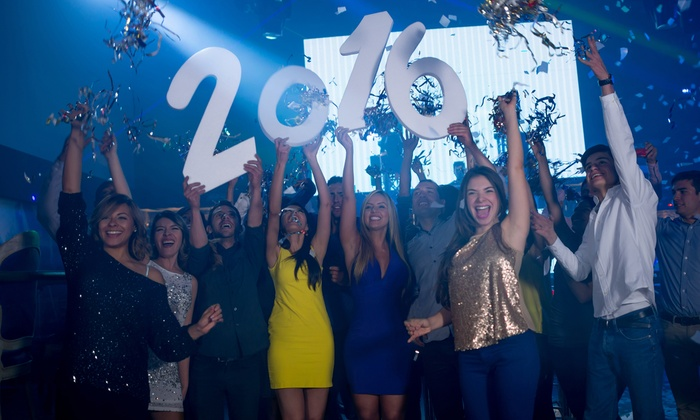 Rockin' New Year's Eve Party at Rockhouse - Rockhouse: $50 for an All-You-Can-Drink New Year's Eve Party Package at Rockhouse ($79.63 Value)