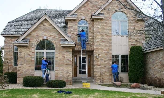 Love To Be Clean - San Antonio: Three Hours of Window Cleaning from Love To Be Clean (33% Off)
