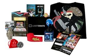 Loot Crate Spain: Suscripción de 1 o 3 meses a Loot Crate desde 12,95 €