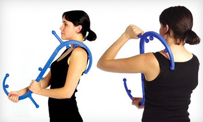 Body Back Buddy Trigger-Point Massager: $19 for a Body Back Buddy Handheld Trigger-Point Massager ($39.95 List Price)