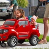 Step2 2-in-1 Ford F-150 SVT Raptor Push Buggy and Riding Toy