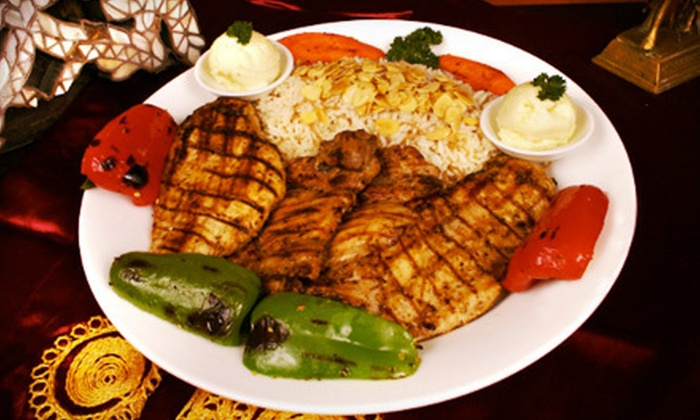 Olive Leaves - Southfield: $12 for $25 Worth of Mediterranean Fare and Drinks at Olive Leaves in Southfield