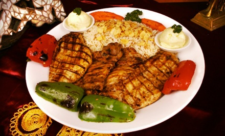 $25 Groupon to Olive Leaves - Olive Leaves in Southfield