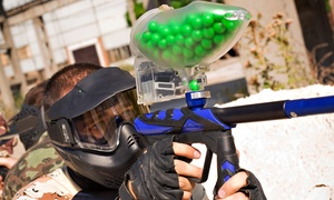 Battle Creek Paintball: Paintball Packages for 6 or 12 at Battle Creek Outdoor Paintball Fields (Up to 77% Off)