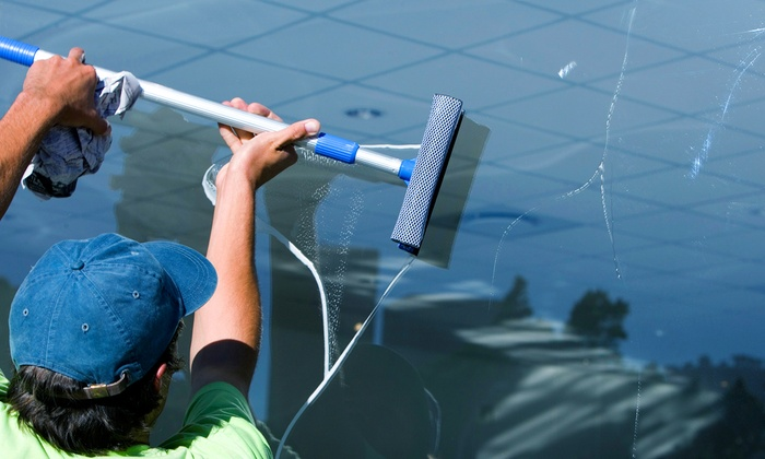 White Glove Window Cleaning & More - Old West Austin: $45 for $100 Worth of Window Cleaning at White Glove Window Cleaning & More