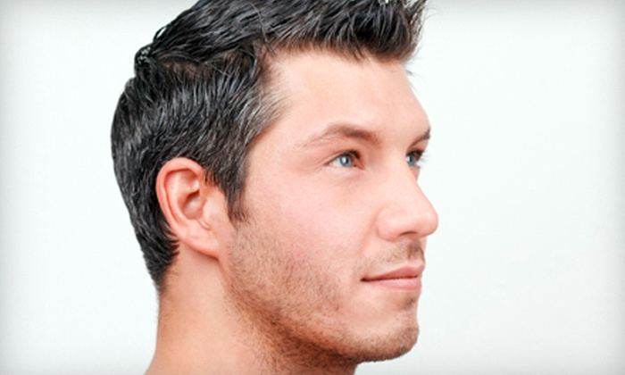 Rockbrook Village Barber Shop - South Central Omaha,Westroads: One or Three Men's Haircuts, or a Men's Haircut and a Hot-Towel Shave at Rockbrook Village Barber Shop (Up to 52% Off)