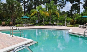 Palisades Resort: Stay at Palisades Resort in Greater Orlando, with Dates into December.