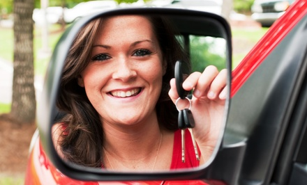 Driver-Education Program for a Teen or Young Adult at Rhodes Driving School (Up to 51% Off)