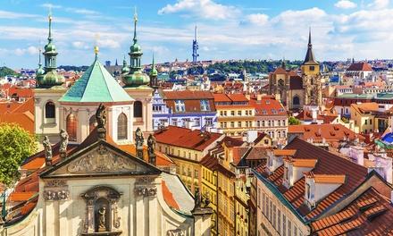 Prag: 1 3 Nächte für Zwei inkl. Frühstück und Beauty Salon Rabatt im 4* Hotel Don Giovanni