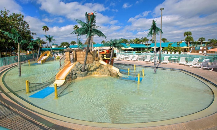null - Orlando: Stay at International Palms Resort & Conference Center Cocoa Beach in Florida