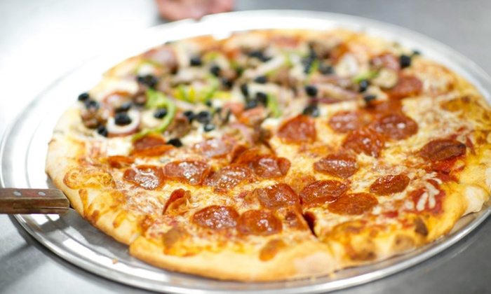 Steel City Pizza  - Multiple Locations: Two Groupons, Each Good for $15 Worth of Italian Cuisine at Steel City Pizza Company  (40% Off)