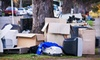 Junk-B-Gone - Waterloo: Removal of One-Eighth, One-Quarter or One-Half of a Truck Full of Garbage from Junk-B-Gone (Up to 62% Off)