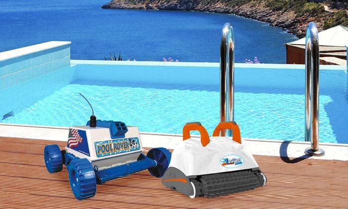 Robot piscine | Groupon Shopping