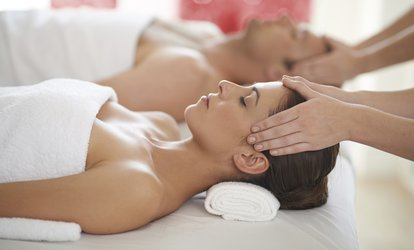 image for 45-Minute Full-Body Swedish Massage for One or Two, with Use of Thermal Showers at Create Your Beauty
