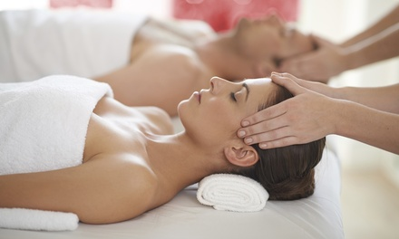 Massage Session with Add-Ons from Kaia at Serenity Touch Massage (Up to 67% Off). Two Options Available.