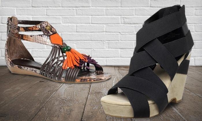 Xavier Dean Footwear - Fernwood: $30 Toward Footwear