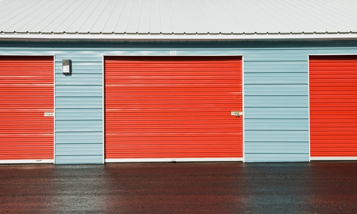 American Self Storage - Palmdale: $54 for $99 Toward Climate Controlled 5 X 10 Ft. Storage-Space Rental Unit — American Self Storage