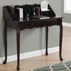 """Elegant Dark-Cherry 36"""" Accent Desk"""