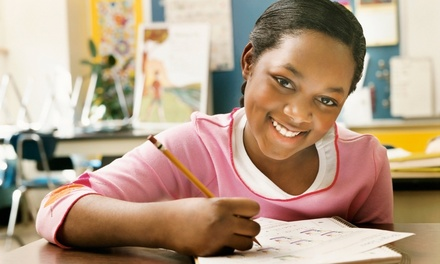 One or Two Two-Hour Tutoring Sessions from The MATH Tutor (Up to 58% Off)