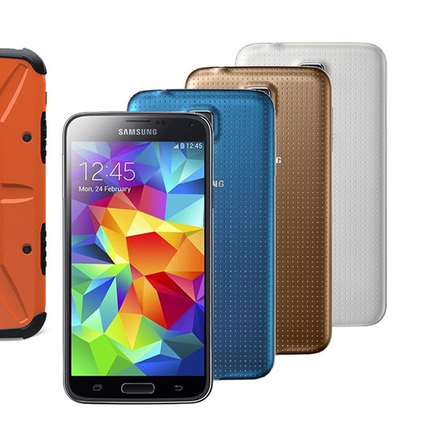 quality design 5238a fdd7f Samsung Galaxy S5 16GB Android Smartphone (GSM Unlocked) and UAG Case