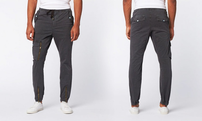 JNCO Men's Twill Cargo Pants | Groupon Goods
