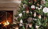 Up to 54% Off Artificial Trees and Holiday Decorations