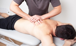 Belnap Chiropractic: Three-Visit Chiropractic Treatment Package from Belnap Chiropractic (70% Off)
