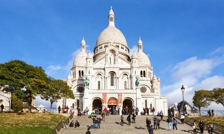 Paris : 1 à 3 nuits avec petit déjeuner en option à l'hôtel Adonis Sacré-Cœur pour 2 personnes